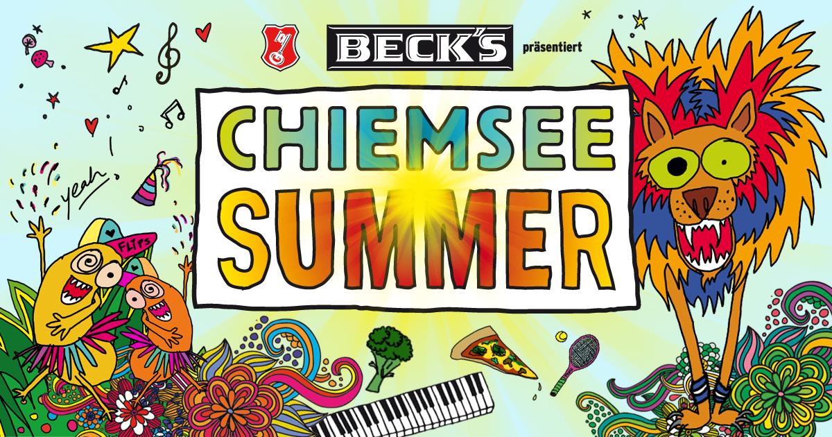 Karten - Chiemsee Summer